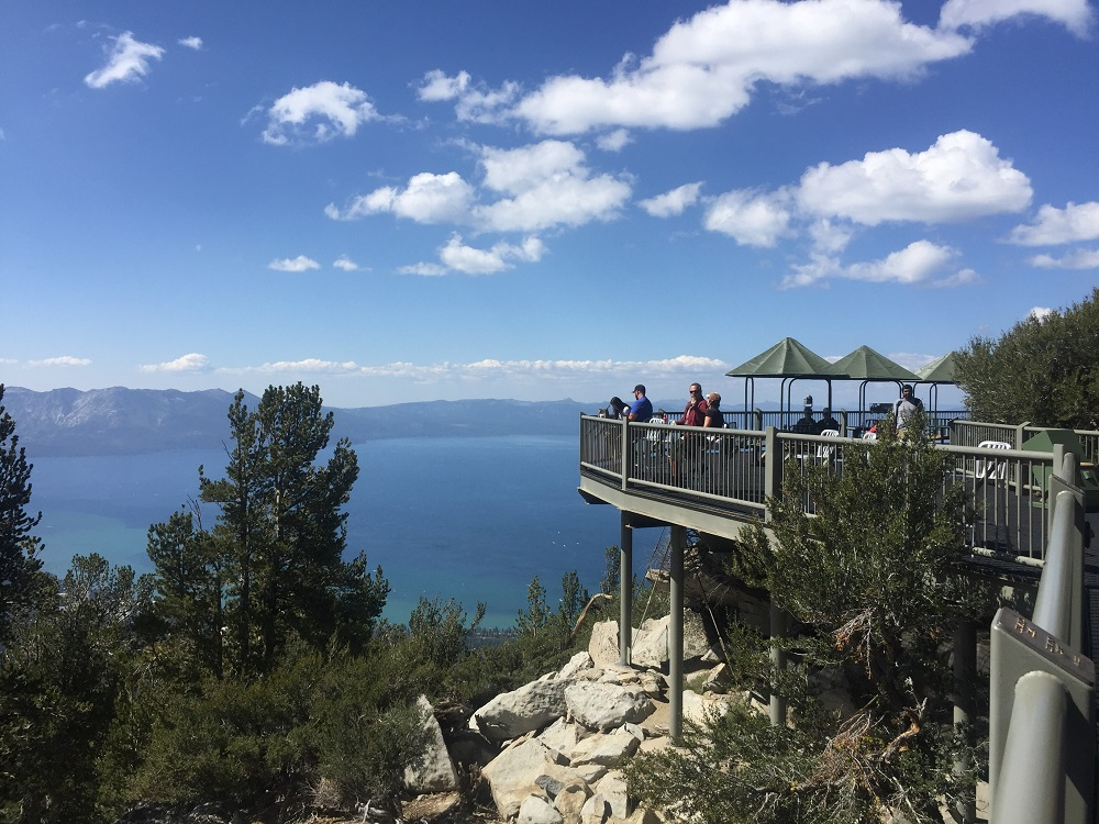 Lago Tahoe Gondola