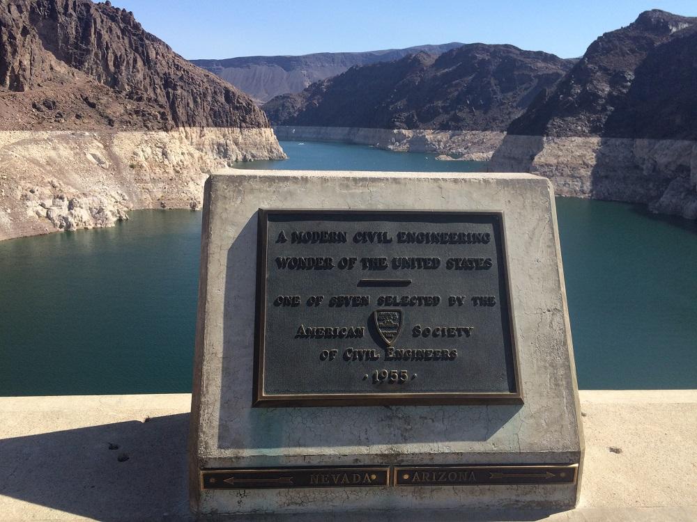 Visitar la Presa Hoover desde Las Vegas