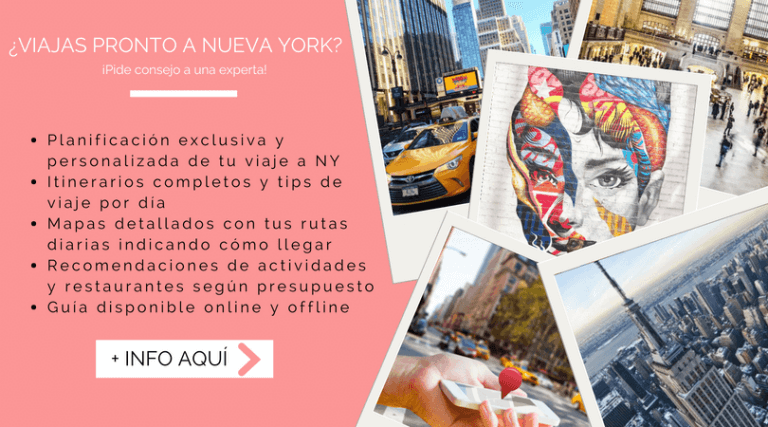 Guía de Nueva York Personalizada
