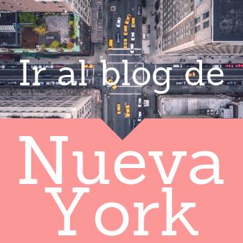 Blog con ideas para viajar a Nueva York