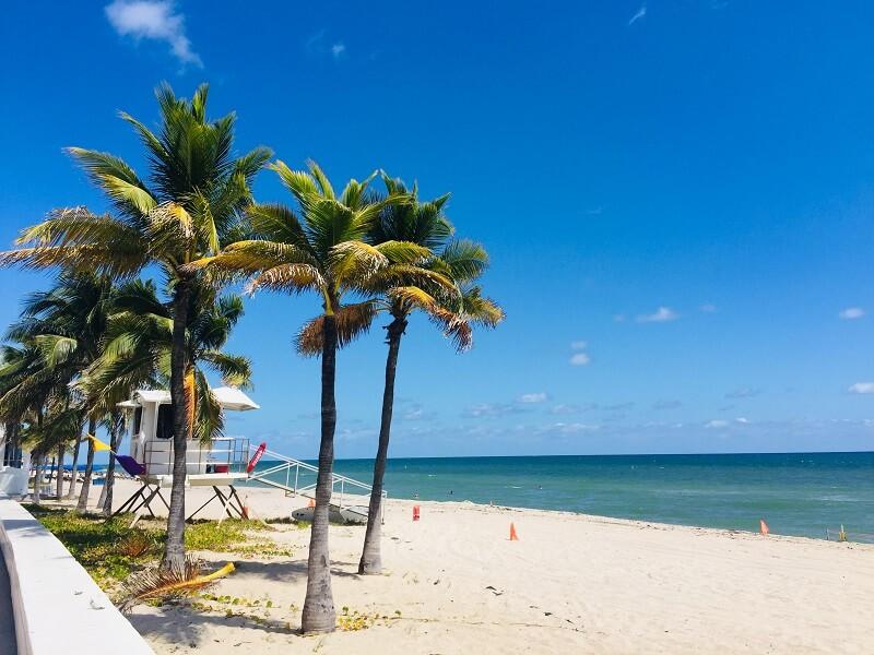 Playas Fort Lauderdale