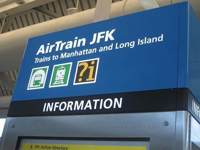 Como llegar a NYC desde el aeropuerto