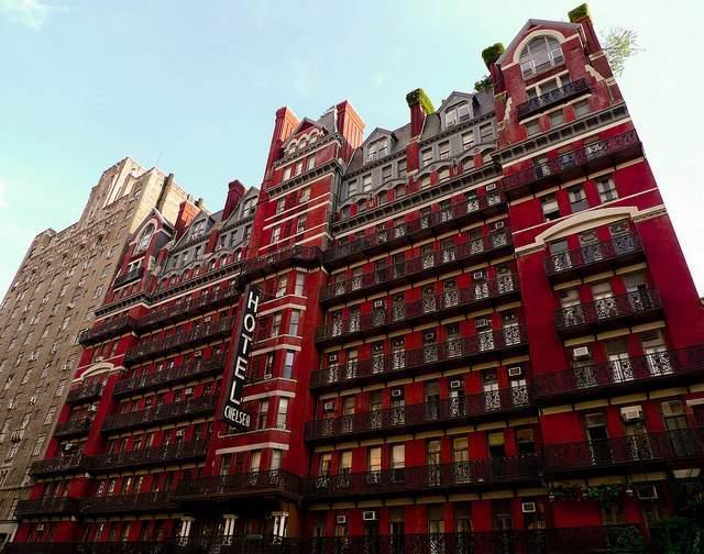 Chelsea Hotel - Bobbi Bowers