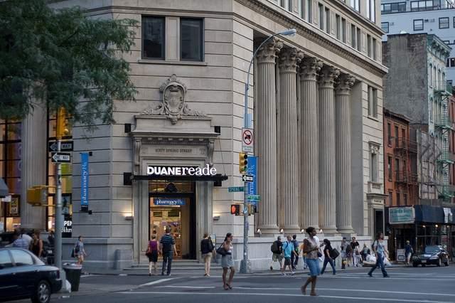 Comprar cosmeticos en Nueva York