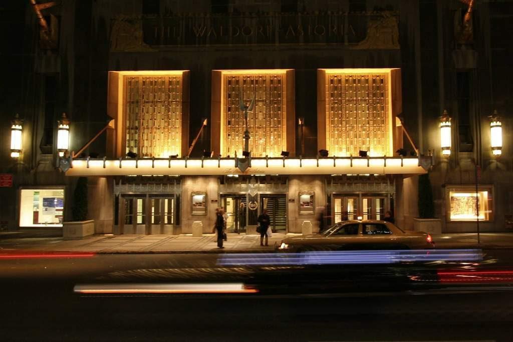 Waldorf Astoria - Ed Schipul