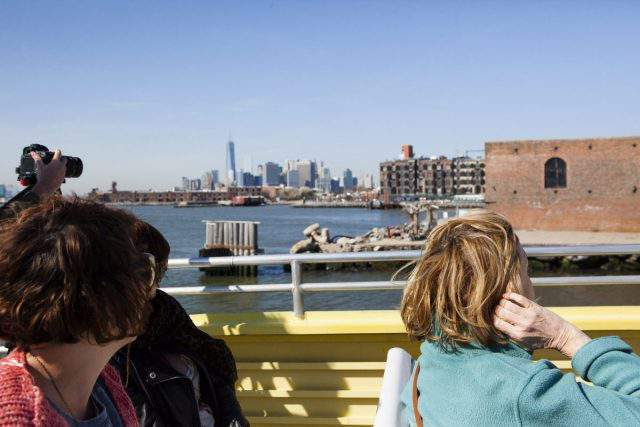 Ikea Water Taxi to Red Hook, Brooklyn