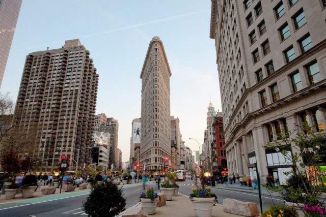 Escenarios de Spiderman en Nueva York