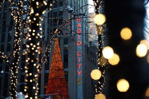 Navidad en New York