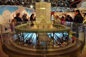 Exposicion de Trenes Grand Central Terminal