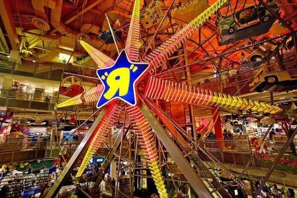 Las mejores tiendas de juguetes en nueva york
