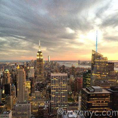 Top Of The Rock - Voy a NYC