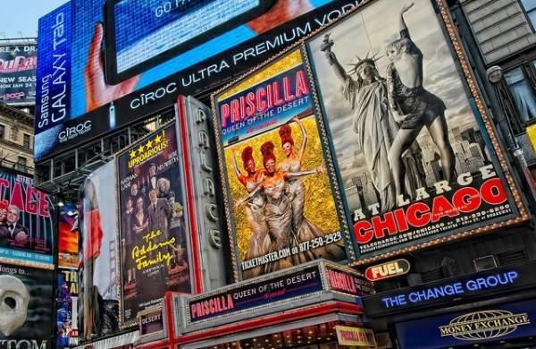 Broadway - Randy Lemoine | Musicales de Broadway