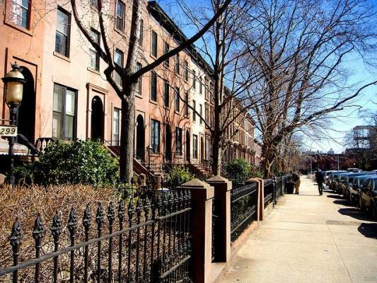 Carroll Gardens en Brooklyn