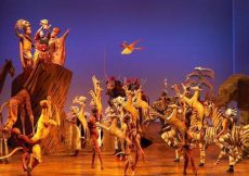 Entradas Musical en Broadway