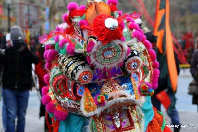 Año Nuevo Chino en NY