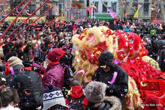 Año Nuevo Chino Nueva York