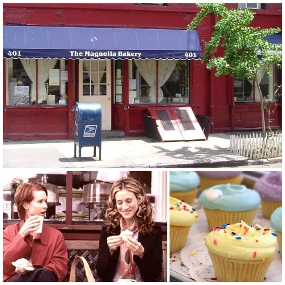 Magnolia Bakery - Localizaciones Sexo en Nueva York