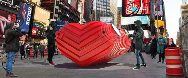 HeartBeat - Times Square