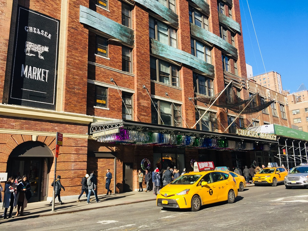 Chelsea Market Meatpacking District