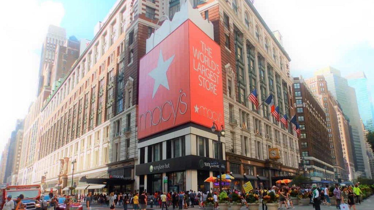 Dónde comprar zapatos deportivos en Nueva York. El almacén