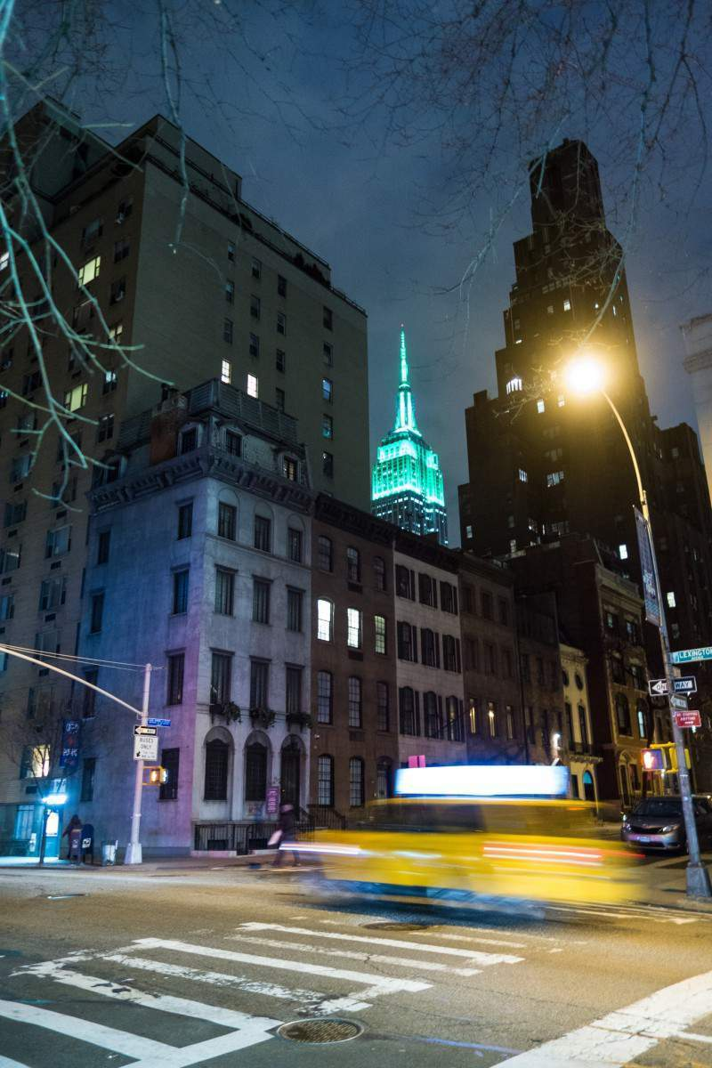 San Patricio en Nueva York