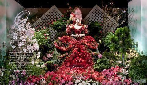 Macy's NYC Flower Show