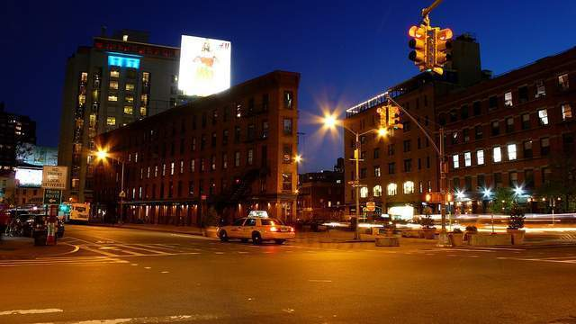 Meatpacking District - Matthew Rutledge