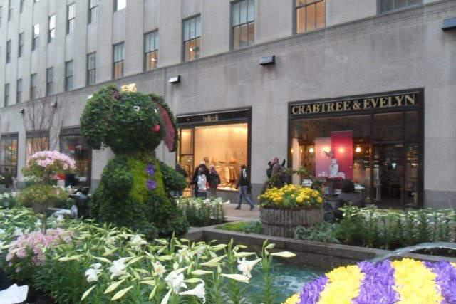 Semna Santa en Nueva York