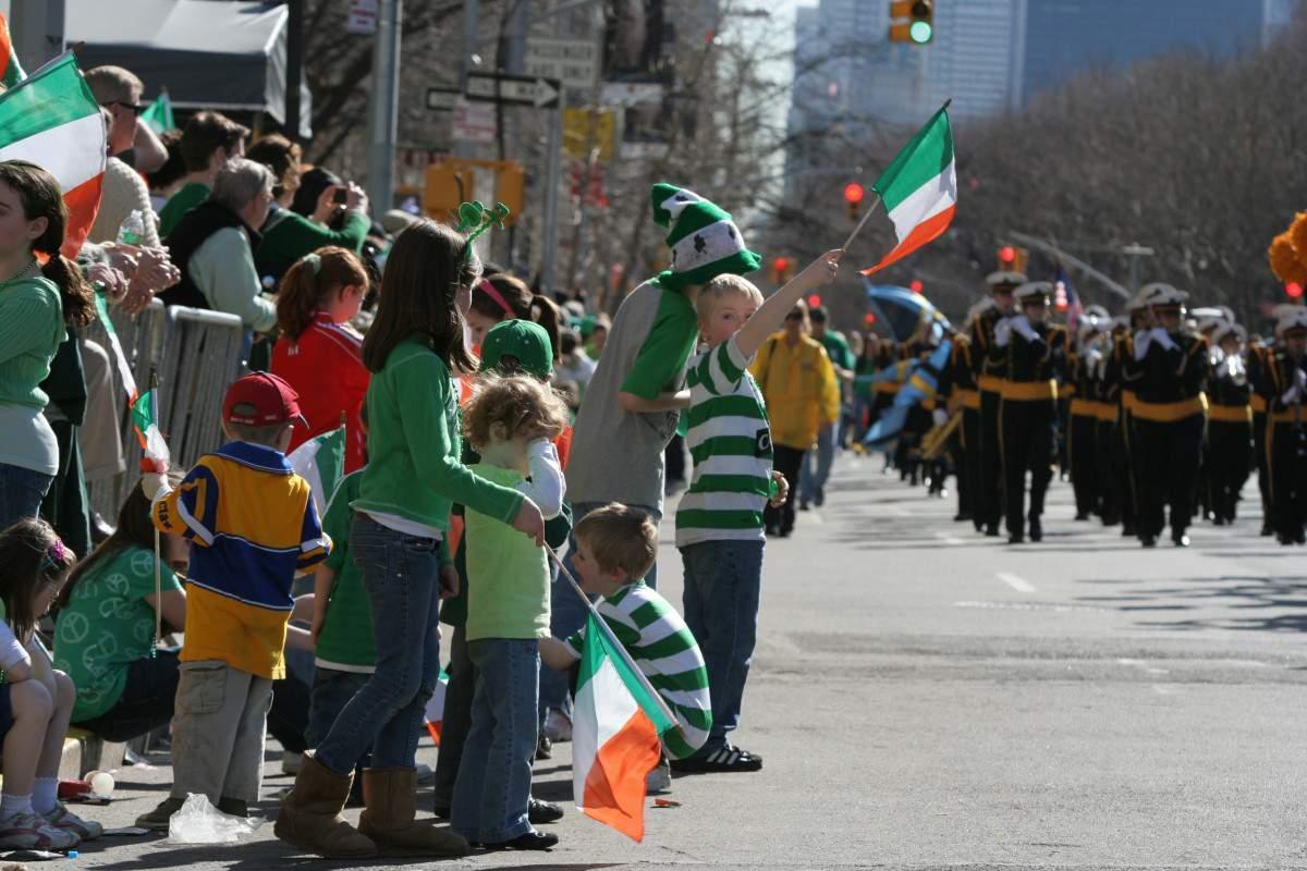 Saint Patrick's Day en New York