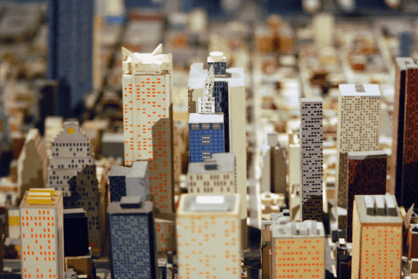The Panorama Of New York - Queens Museum of Art