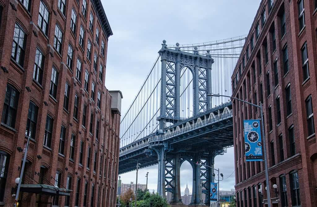 Brooklyn - Los 5 boroughs de Nueva York