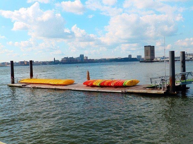 Kayaks Gratis NY