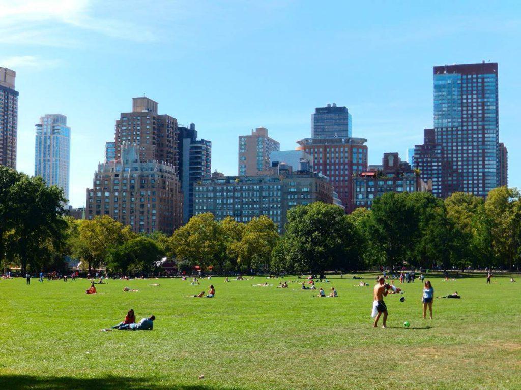 Central Park - ©VoyaNYC