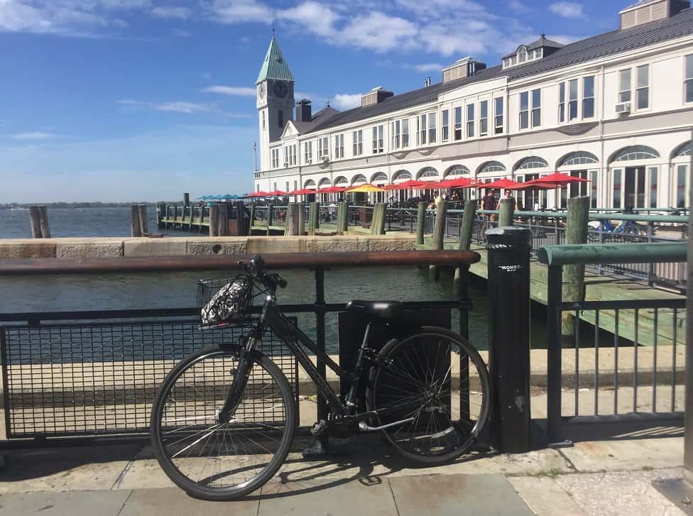 Alquilar bicis en Nueva York