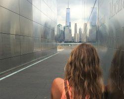 Visitar el Empty Sky Memorial en New Jersey