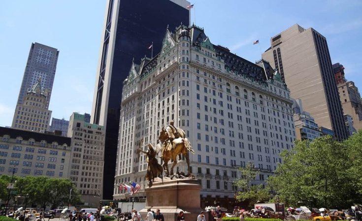 Hoteles famosos en New York