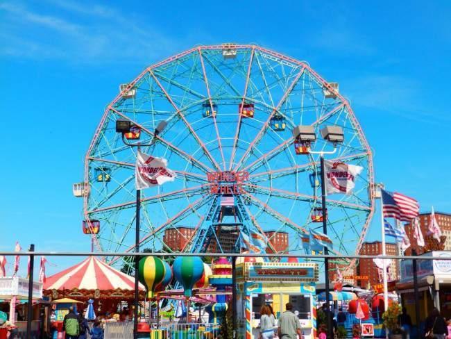 parque de atracciones de Coney Island