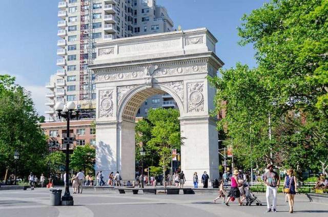 Escenarios Friends Nueva York