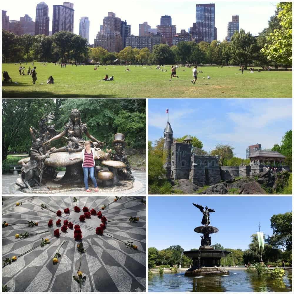 Curiosidades sobre Central Park