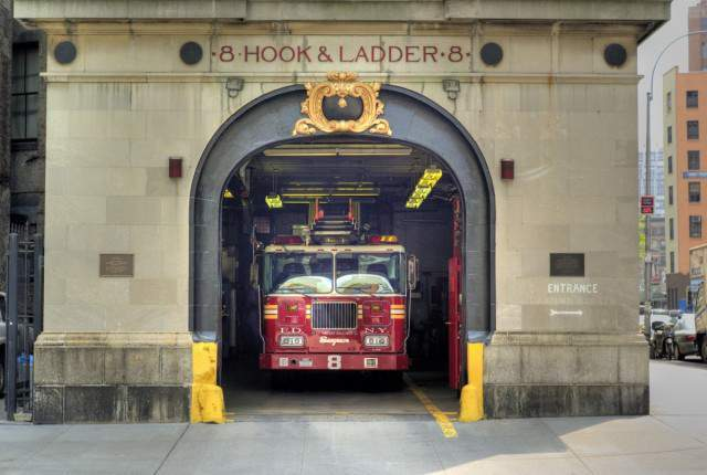 Las estaciones de Bomberos más famosas de Nueva York