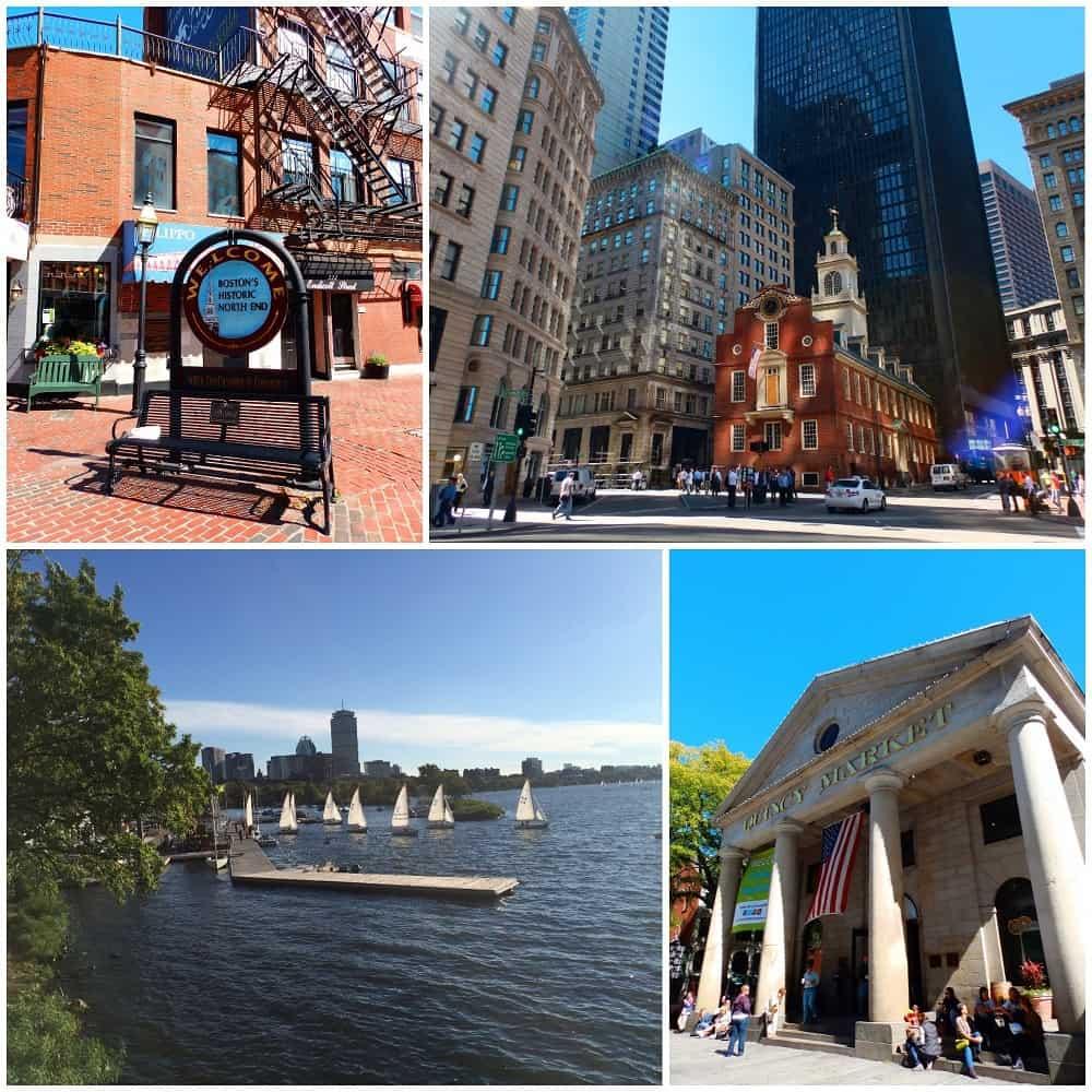 Excursión a Boston desde Nueva York