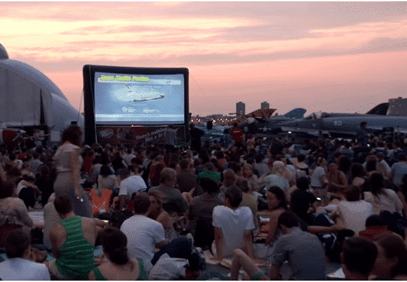 Intrepid Museum Summer Film Festival