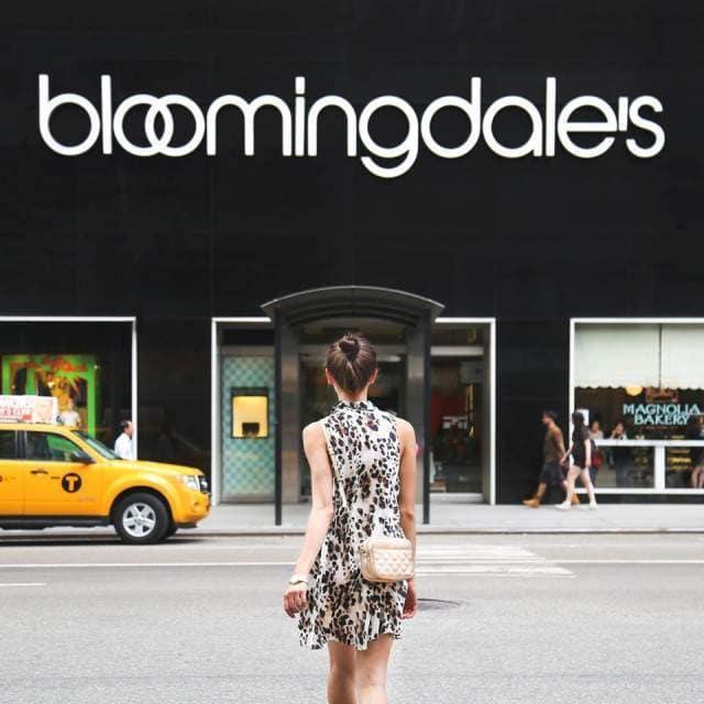comprar en Bloomingdale's