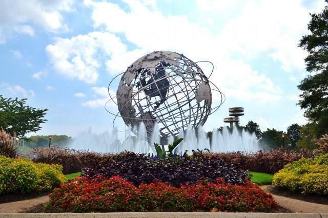 Parques de Nueva York
