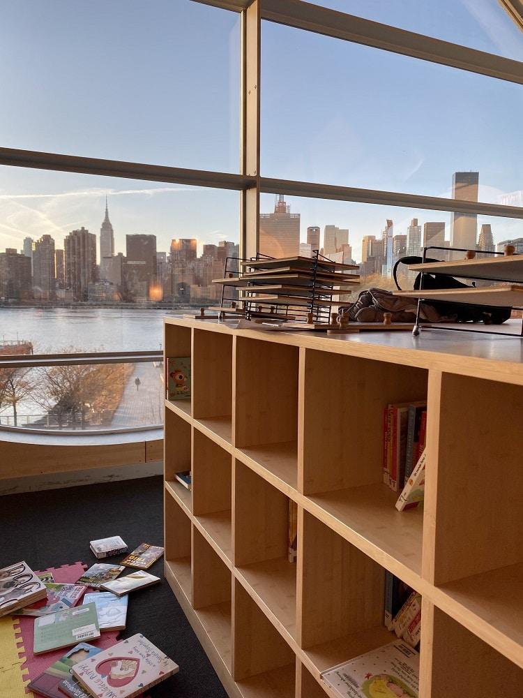 Hunters Point Library Nueva York