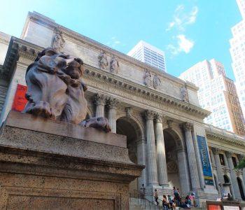 Visitar la Biblioteca Pública de Nueva York