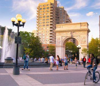 Washington Square Park, el corazón del Village