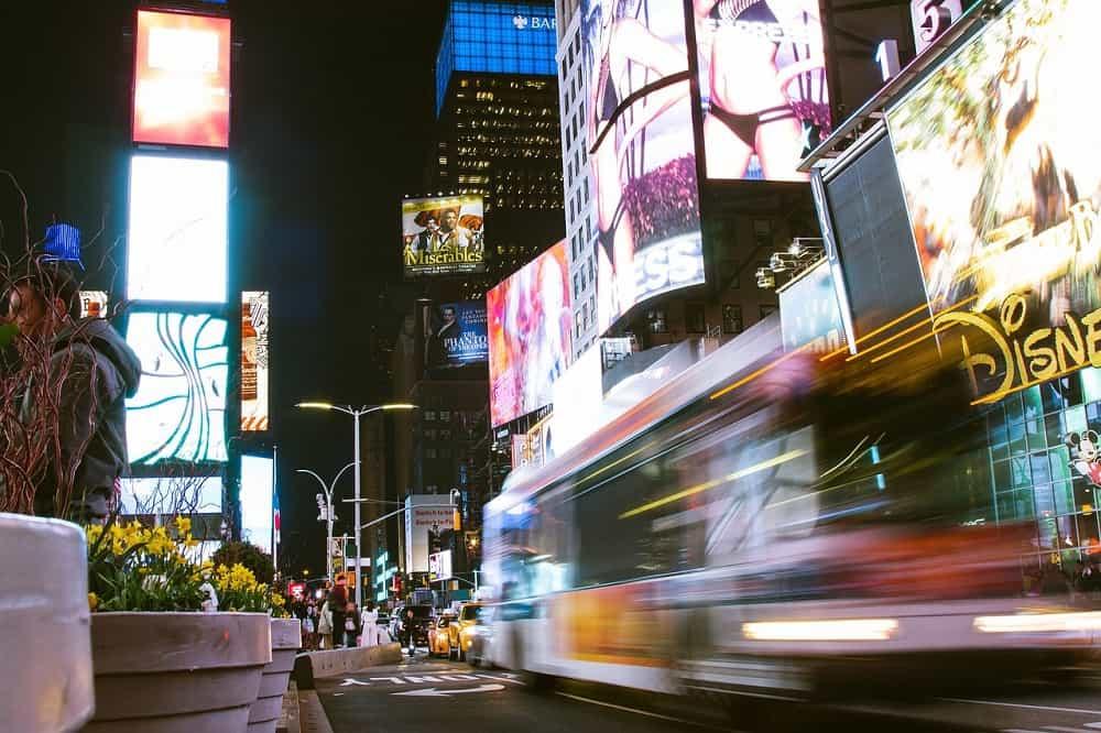 Curiosidades sobre Times Square