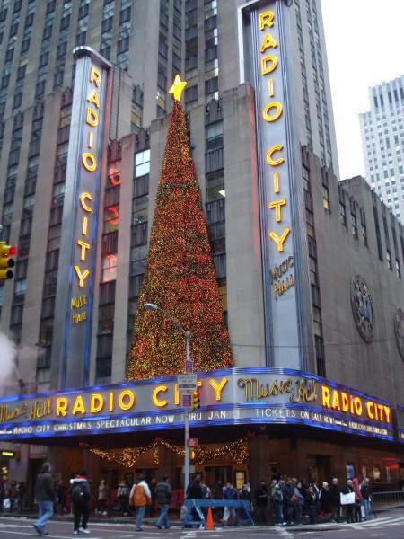 Visitar el Radio City Music Hall