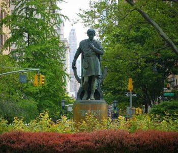 Gramercy Park, el secreto mejor guardado de NY